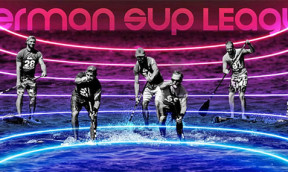 German SUP League 2019 SUP Race Kalender