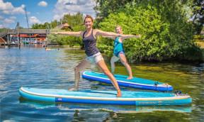 Starboard Deutschland sucht SUP Yoga und SUP Fitness Botschafter