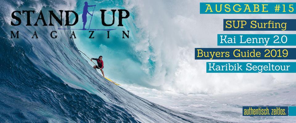 Stand Up Magazin Ausgabe 15