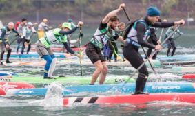 ICE Race in der Schweiz die SUP Saison geht los
