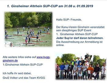 Ginsheimer-SUP-Meisterschaften