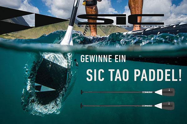 SIC-Tao-Paddel