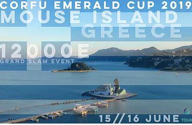 korfu emerald sup cup euro tour