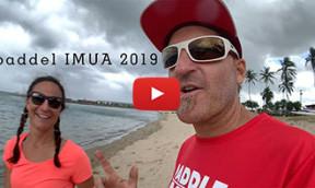 paddle IMUA 2019