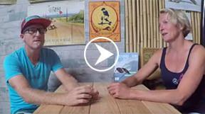 SUP Talk mit Sonni