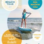 Start der SUP und SOUL BEACH TOUR