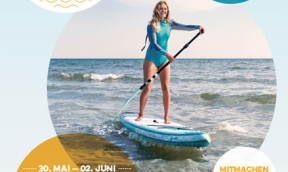 Start der SUP und SOUL BEACH TOUR