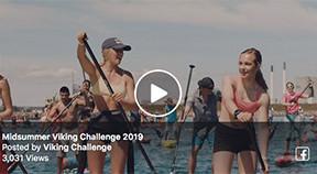 Casper Steinfath Midsummer Viking Challenge