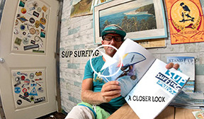 SUP Talk Thema SUP Surfing