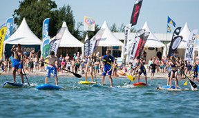 SUP und Beachsportsfestival Fehmarn