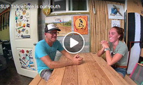 SUP Talk mit Lara Claydon