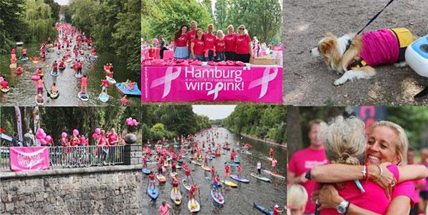 Hamburg-wird-Pink-SUP-Event