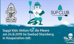 Suppi Kids für die Meere