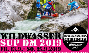Wildwasser SUP DM 2019
