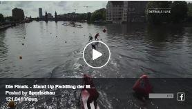 Deutsche SUP Meisterschaften des DKV in Berlin