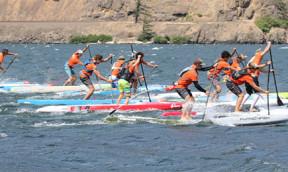 SIC Gorge Paddle Challenge 2019