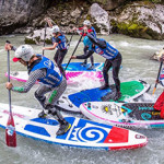 Deutsche SUP Wildwasser Meisterschaften 2019