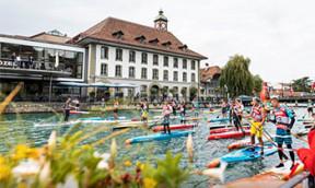 SUP TOUR SCHWEIZ Finale in Thun