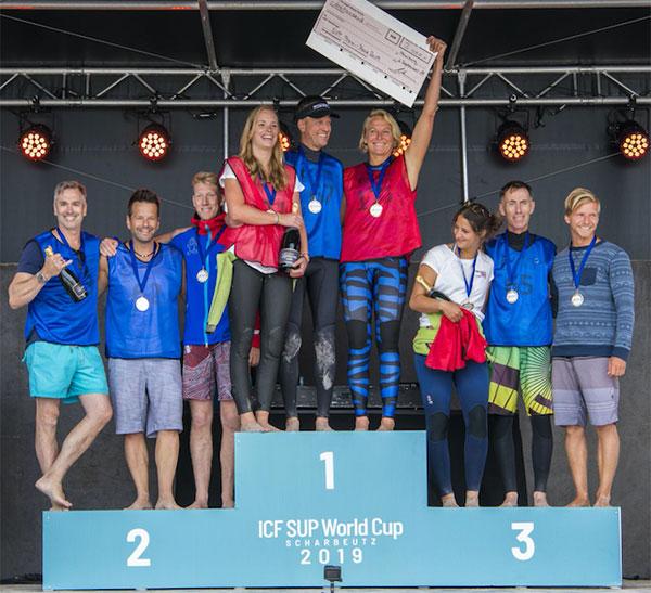 SUP-World-Cup-Scharbeutz-Charity-Rennen-Sieger
