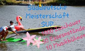 Süddeutsche SUP Meisterschaft 2019 – Resultate