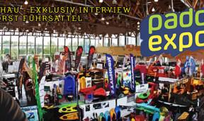 paddleEXPO Interview mit Organisator Horst Führsattel