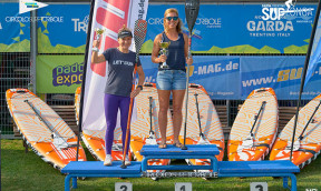 Normen Weber und Marion Seebauer gewinnen  SUP Alps Trophy 2019