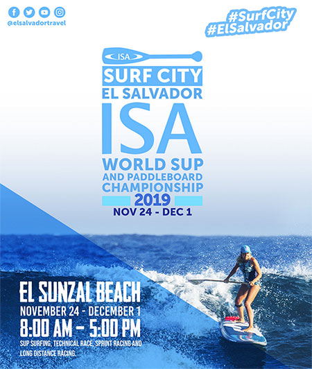 ISA-SUP-Weltmeisterschaften