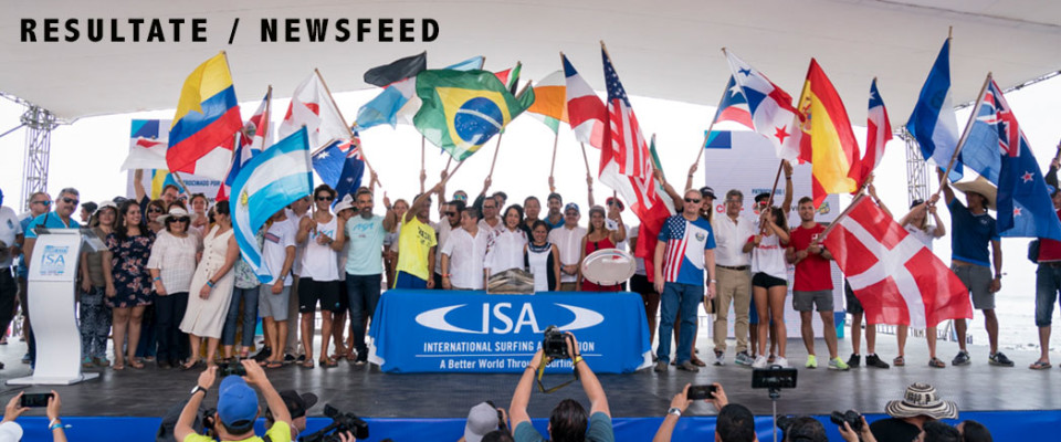 ISA Worlds News Feed