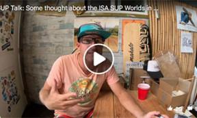 SUP Talk Ein paar Gedanken zu den ISA Weltmeisterschaften