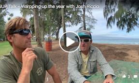 SUP Talk SUP Sinnsuche in 2019 mit Josh Riccio