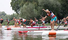Offene Deutsche SUP Meisterschaft Flatwater