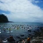 Naish Paddle Race