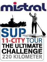 mistral SUP 11-City Tour