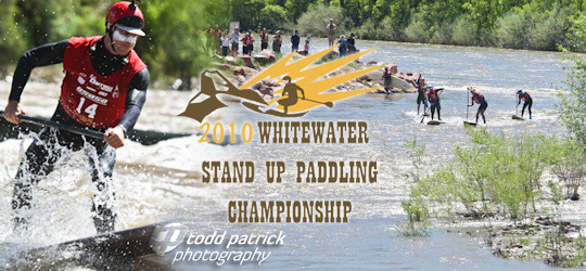 2010 Whitewater Stand Up Paddling Championships