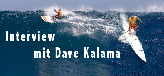 Dave Kalama Paddler