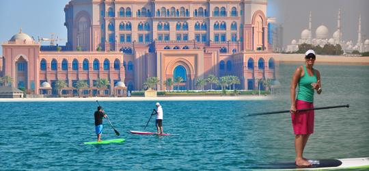 Abu Dhabi SUP