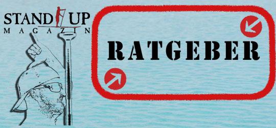 Stand Up Magazin Ratgeber
