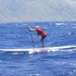 Connor Baxter vor Molokai