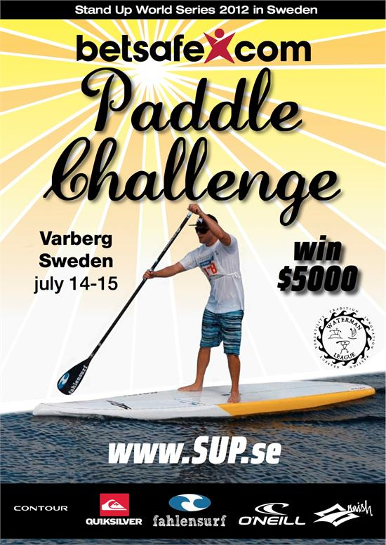 Stand Up World Series Varberg