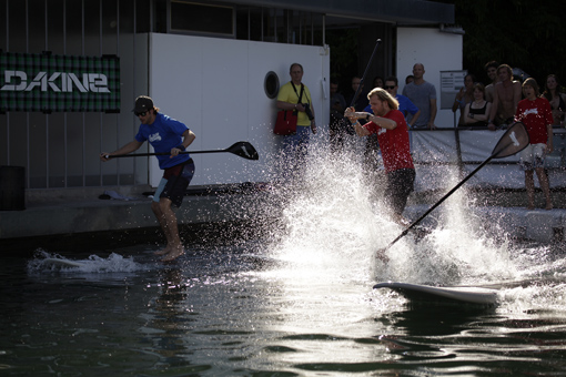 Team Paddle Battle