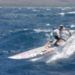 Connor_Baxter_downwinder mehr Surfen als Paddeln