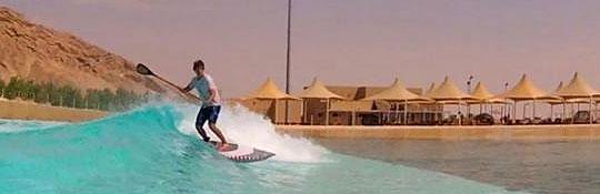 Wadi-Waterpark-SUP-Surfer