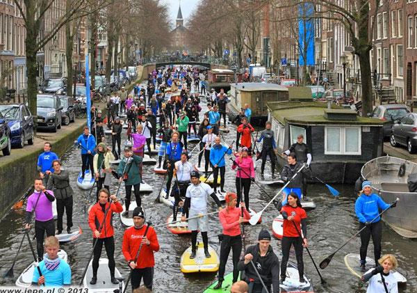 SUP-Mob-Amsterdam