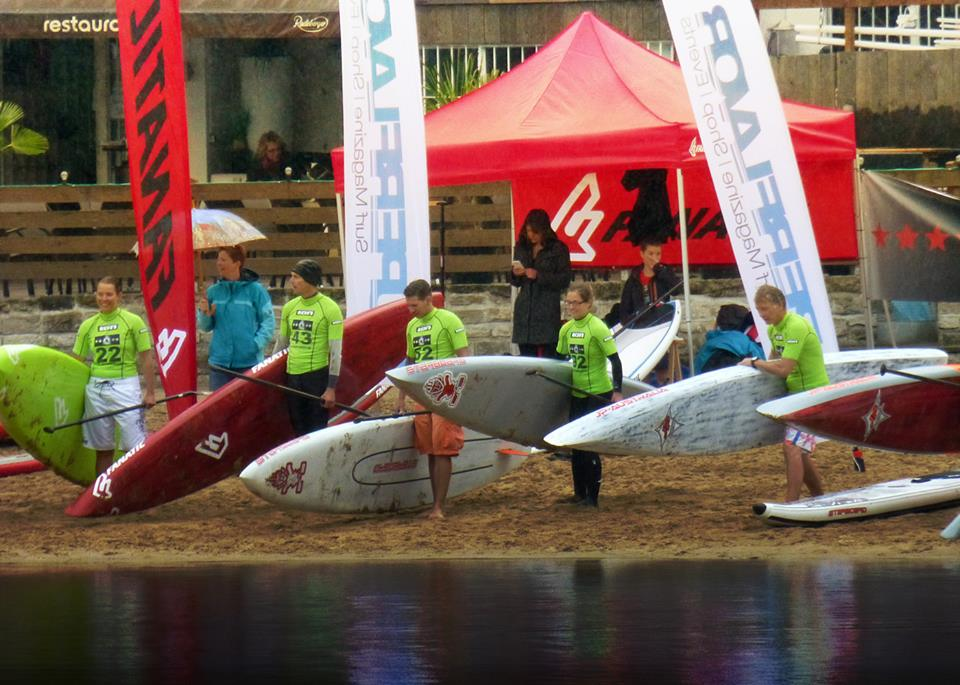 German-SUP-Challenge_SUPRennstart
