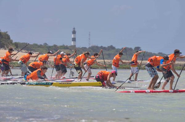 SUP-Beachrace-Oleron