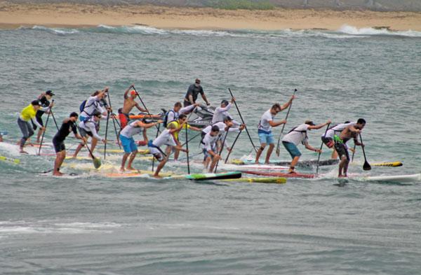 SUP_Rennen_auf_Hawaii