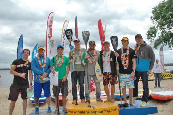 Sieger-Sprintrennen-Nalani-SUP-Race