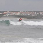 Andy Wirtz off the Lip SUP Surf