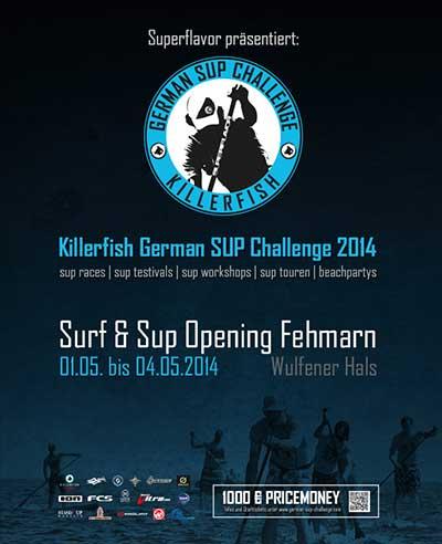 Killerfish-German-SUP-Challenge-Fehmarn-flyer