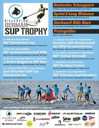Killerfish-German-SUP-Trophy-Termine-plakat